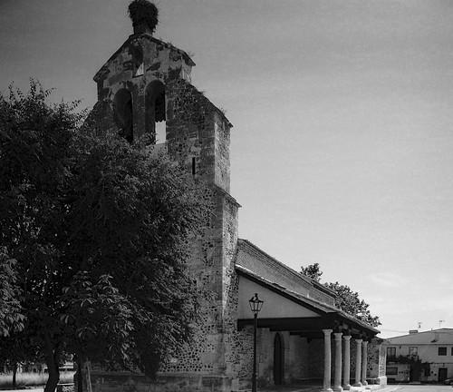 Villaseca de Uceda, iglesia parroquial, Guadalajara.