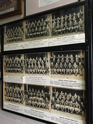 Rugby Relics, Jamberoo Pub