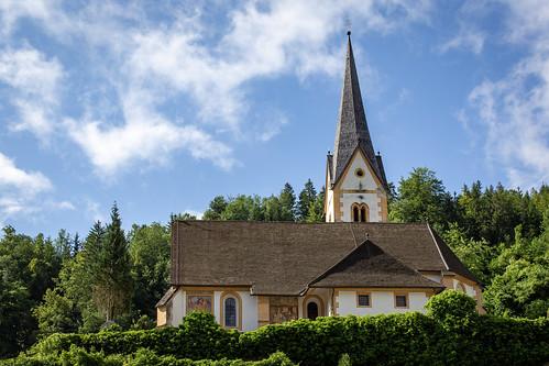 Wallfahrtskirche Maria Dorn