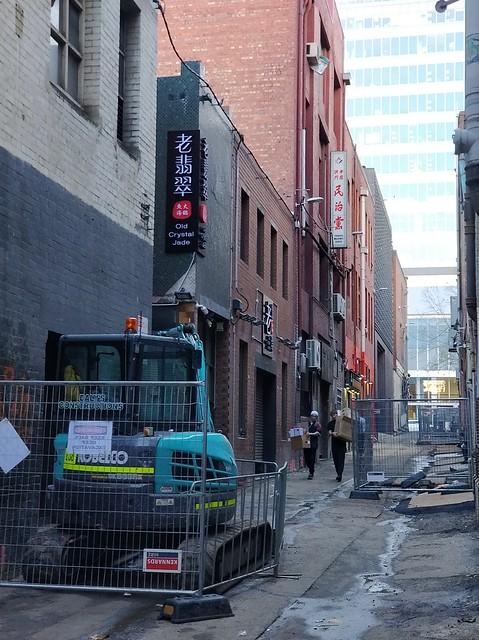 Opening soon - Old Crystal Jade �翡翠, Heffernan Lane, Melbourne