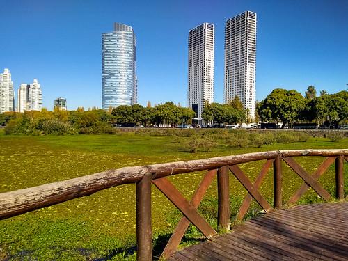 Reserva ecológica de Puerto Madero