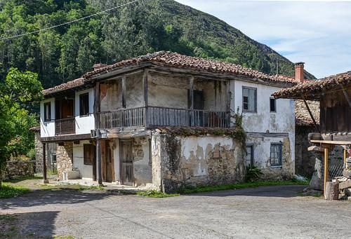 Arquitectura tradicional. La Villa