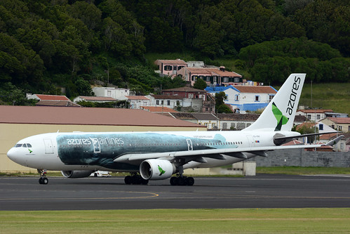 CS-TRY A330-223 cn 970 Azores Airlines 170703 Lajes Field 1002