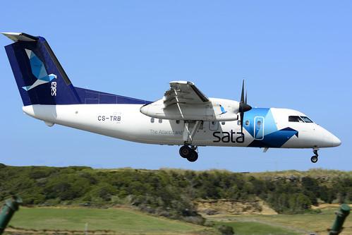 CS-TRB DHC8-202 cn 476 SATA Air Acores 170701 Lajes Field 1003