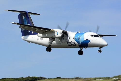 CS-TRB DHC8-202 cn 476 SATA Air Acores 170701 Lajes Field 1001