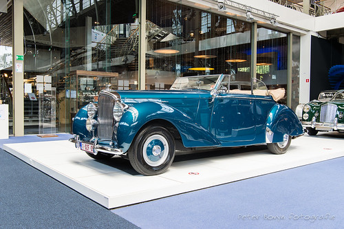 Bentley Mk VI Convertible - 1950