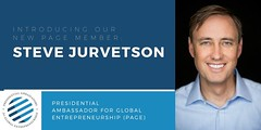 Becoming a Presidential Ambassador for Global Entrepreneurship by Executive Order by Barack Obama