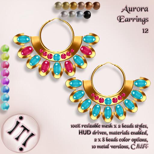 !IT! - Aurora Earrings 12 Image