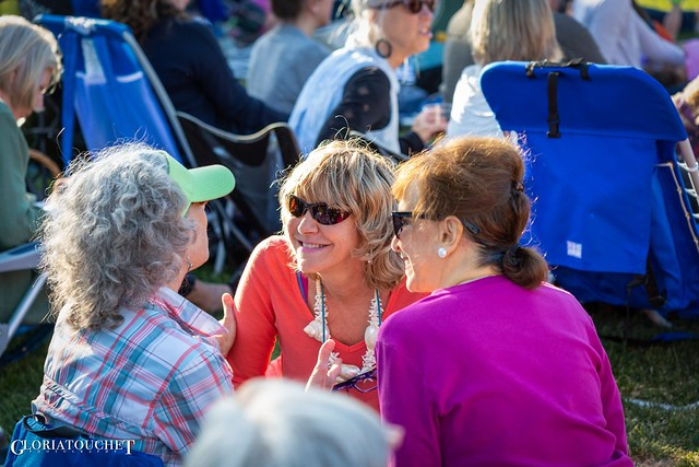 June 14, 2019 - Woodstock Lafayette Rock the Plaza Concert Series photos by Gloria Touchet