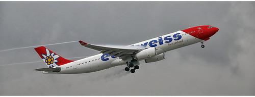 Edelweiss Air HB - JHR