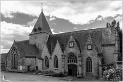 Rochefort-en-Terre; Église Notre-Dame-de-la-Tronchaye