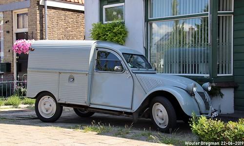 Citroën 2CV AZU 250 1959