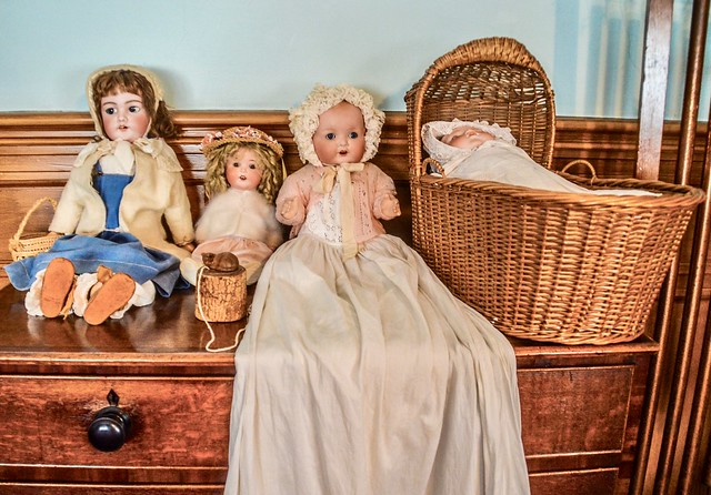 Dolls in the House