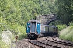 37421 near Caerphilly Tunnel