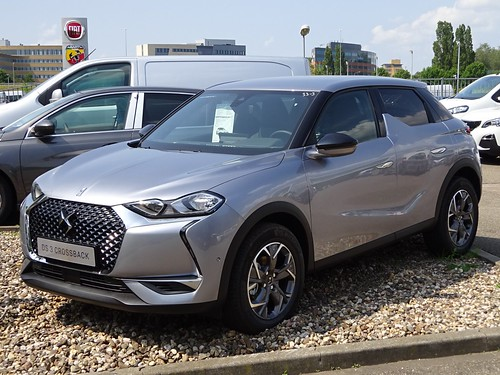 New DS 3 Crossback