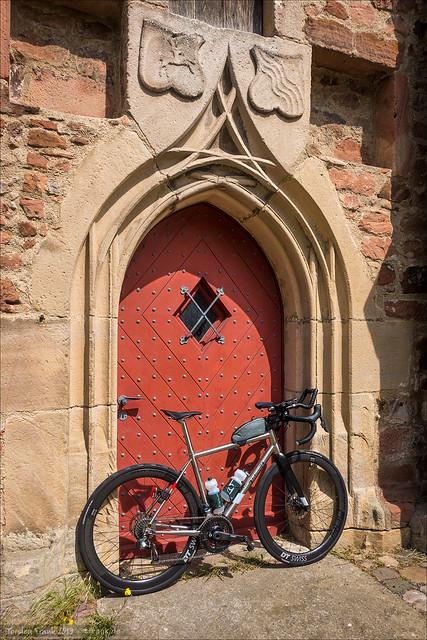 Orient an der Kirchentür