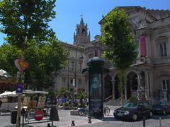 Place de l'Horloge - Photo of Avignon