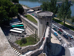 Avignon City Fortifications - Photo of Avignon