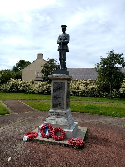 Cowpen War Memorial