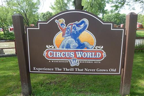Baraboo WI, Circus World