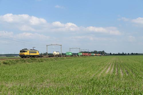 Bentheimer Eisenbahn E01 bij Hulten