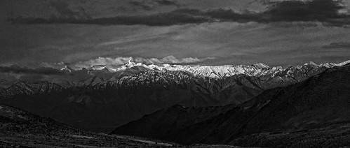 THE Himalayas in B&W DSC_4396