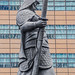 Statue of Admiral Yi Sun-Sin (이순신)