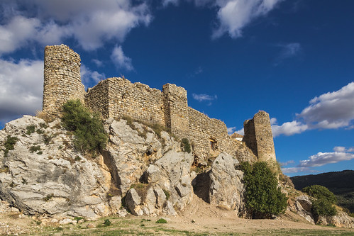 Spain - Cordoba - Carcabuey - Castle