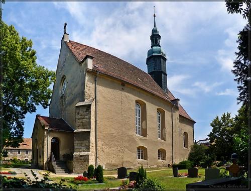 Kirche zu Weißenberg (Wóspork)