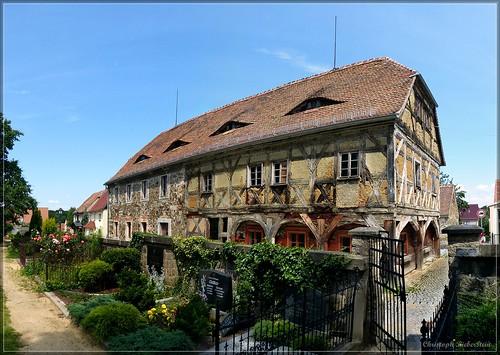 Alte Schule zu Weißenberg (Wóspork)
