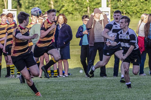 Rugby Sevens at Darlington 0216