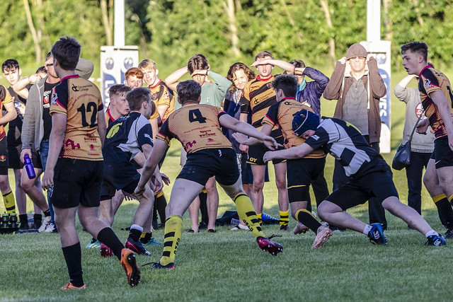 Rugby Sevens at Darlington 0215