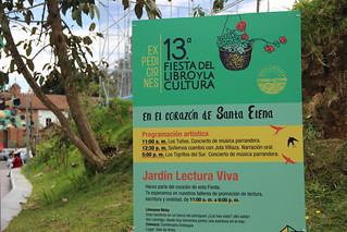 Fiesta del Libro y La Cultura Santa Elena 2019