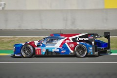 SMP Racing's BR Engineering BR1 AER Driven by Mikhail Aleshin, Vitaly Petrov and Stoffel Vandoorne