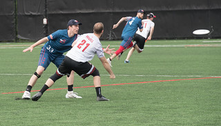 June 15, 2019 Attended DC Breeze AUDL Game