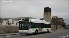 Heuliez Bus GX 317 GNV - Semitan (Société d'Économie MIxte des Transports en commun de l'Agglomération Nantaise) / TAN (Transports en commun de l'Agglomération Nantaise) n°531 - Photo of Nantes