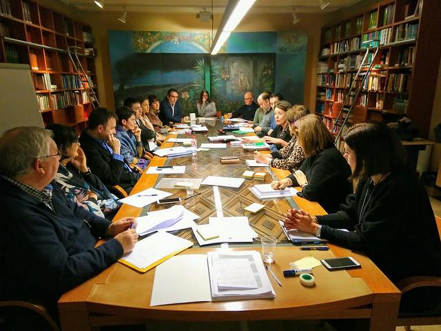 Grupos de Trabajo Mesa de Mayores en Soledad