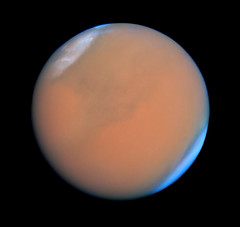 Mars at 2018 Opposition