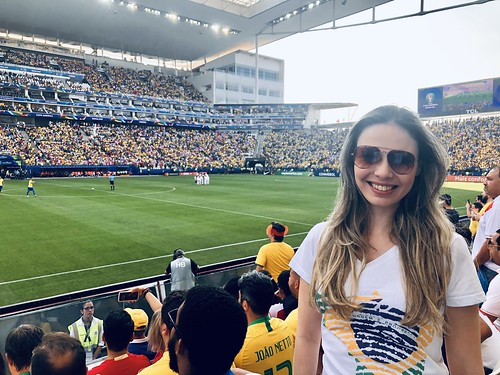 2019 - Brazil x Peru - Copa América - Junho