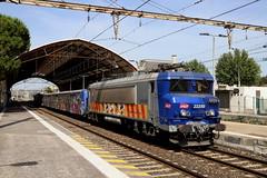 SNCF 22250RC TER, Avignon Centre - Photo of Morières-lès-Avignon