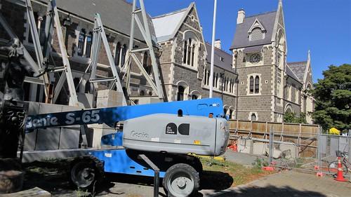 Christchurch, NZ - Still Rebuilding
