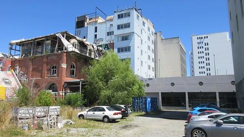 Christchurch, NZ - Still in Ruins