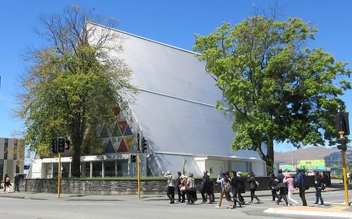 Christchurch, NZ - Transitional (Cardboard) Cathedral