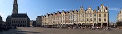 La place des Héros à Arras - Photo of Bailleul-Sir-Berthoult