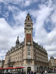 Place du théatre - Lille - Nord - Photo of Sequedin