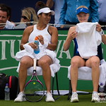 Heather Watson, Harriet Dart