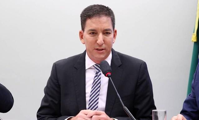 Na Câmara, Glenn Greenwald afirma que, apesar de ameaças, nada deterá a Vaza Jato