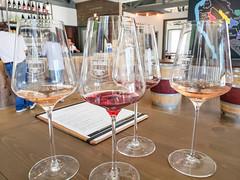 Wine Tasting at Joyce Vineyards Tasting Room