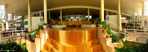 Interior of Opal Cove Resort, Korora, Coffs Harbour, NSW