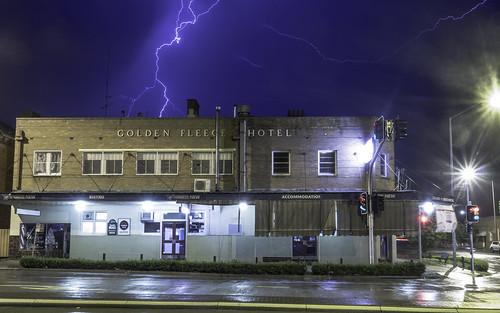 Stormy Scone NSW